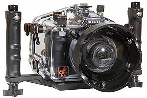 200FL Underwater Housing for Sony Alpha A700 DSLR