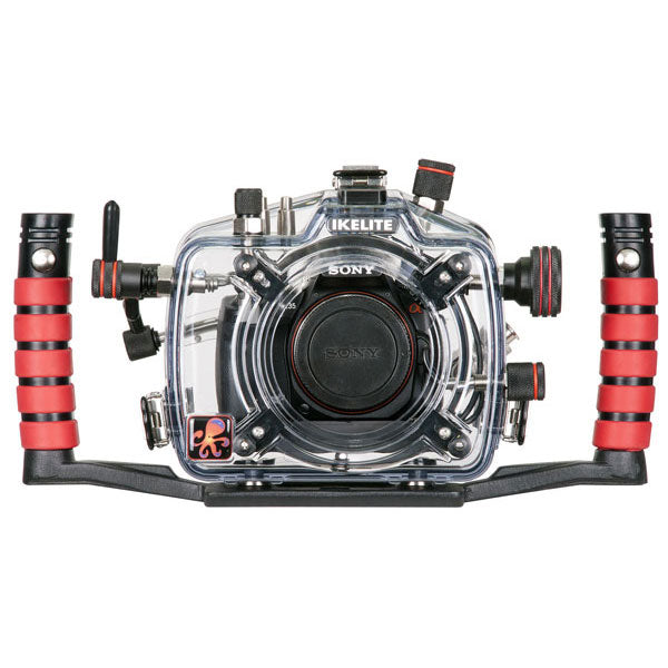 200FL Underwater TTL Housing for Sony Alpha A35 DSLR