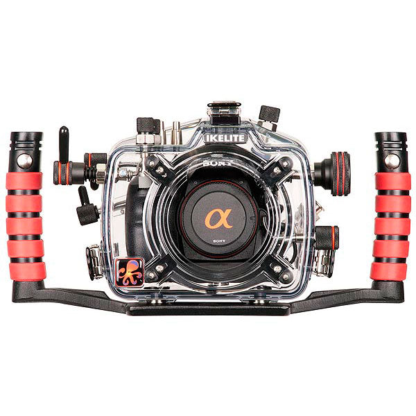 200FL Underwater TTL Housing for Sony Alpha A57, Alpha A65 DSLR