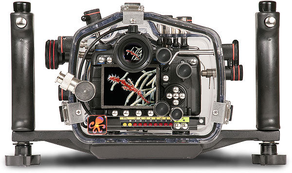 200FL Underwater Housing for Olympus E-30 DSLR
