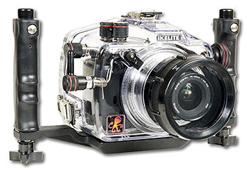 200FL Underwater Housing for Olympus E-330 DSLR