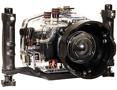 200FL Underwater Housing for Olympus E-400, E-410, E-420 DSLR