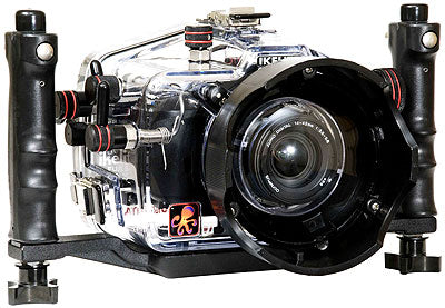 200FL Underwater Housing for Olympus E-510, E-520 DSLR