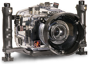 200FL Underwater Housing for Olympus E-620 DSLR