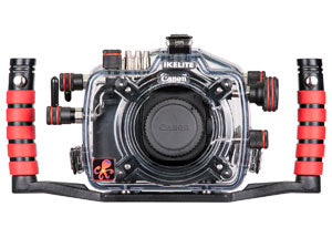 200FL Underwater TTL Housing for Canon EOS 40D, EOS 50D DSLR Cameras