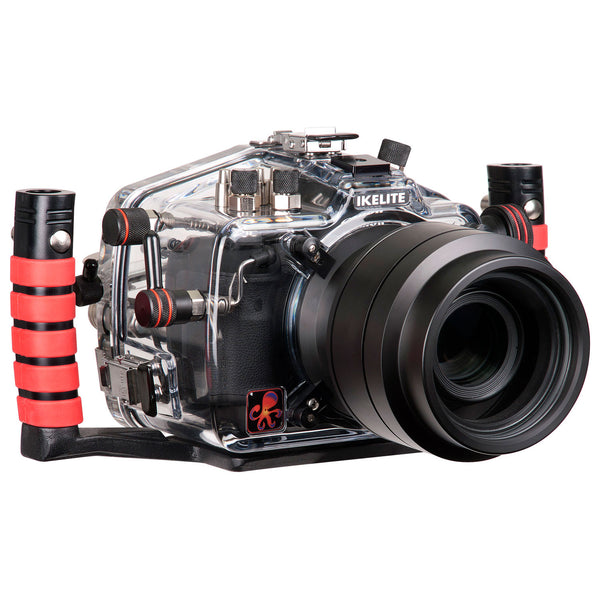 200FL Underwater TTL Housing for Canon EOS 5D Mark III, 5DS, 5DS R DSLR Cameras