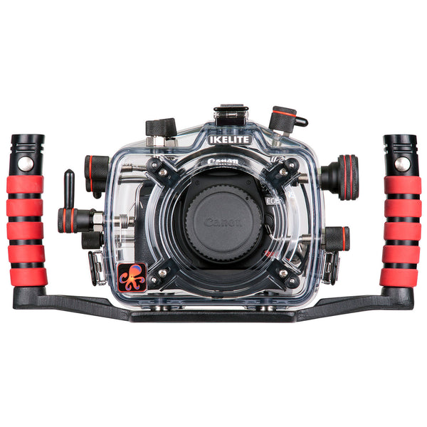 200FL Underwater TTL Housing for Canon EOS 450D Rebel XSi (Kiss X2), Canon EOS 500D Rebel T1i (Kiss X3) DSLR Cameras