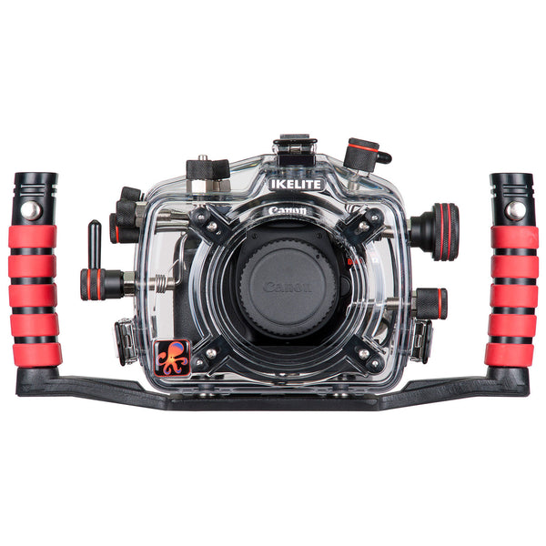 200FL Underwater TTL Housing for Canon EOS 550D Rebel T2i (Kiss X4) DSLR Cameras