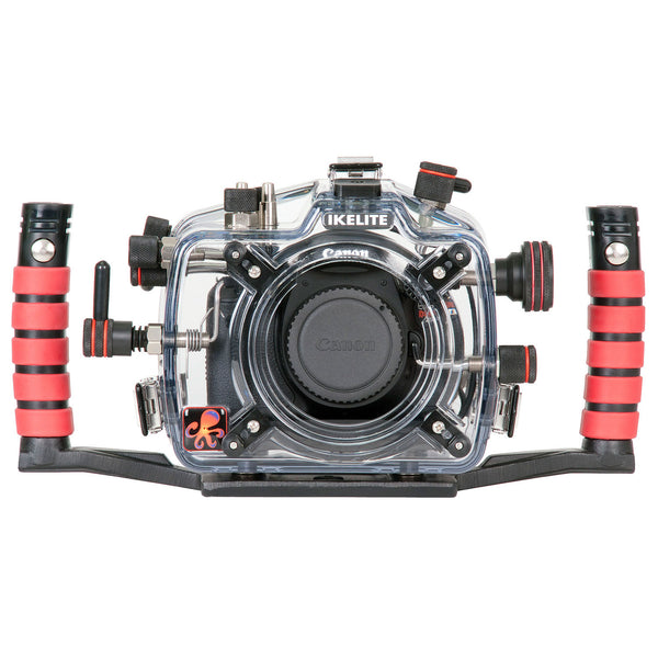 200FL Underwater TTL Housing for Canon EOS 600D Rebel T3i (Kiss X5) DSLR Cameras