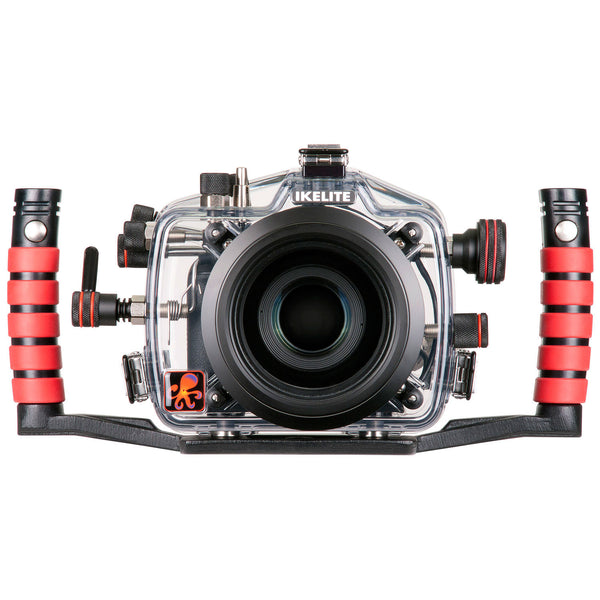 200FL Underwater TTL Housing for Canon EOS 650D, 700D, Rebel T4i, Rebel T5i