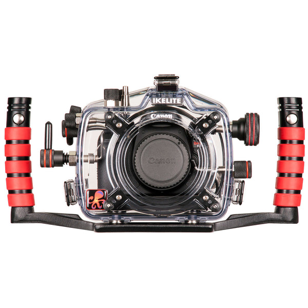 Underwater Housing for Canon EOS 650D, 700D, Rebel T4i, Rebel T5i