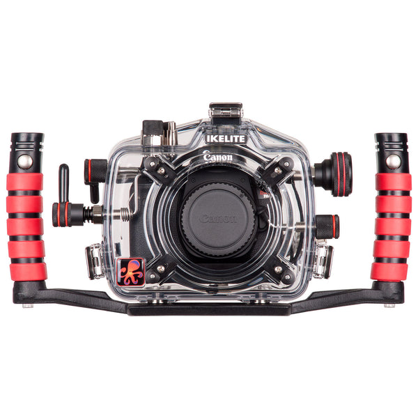 Underwater Housing for Canon EOS 750D, Rebel T6i