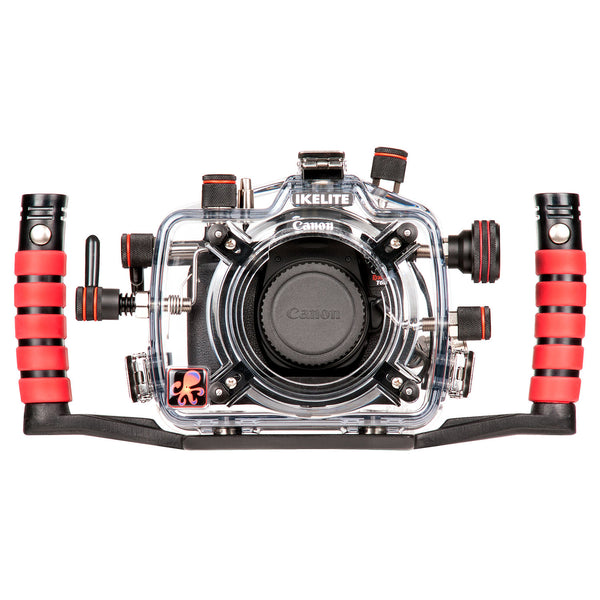 Underwater Housing for Canon EOS 760D, Rebel T6s