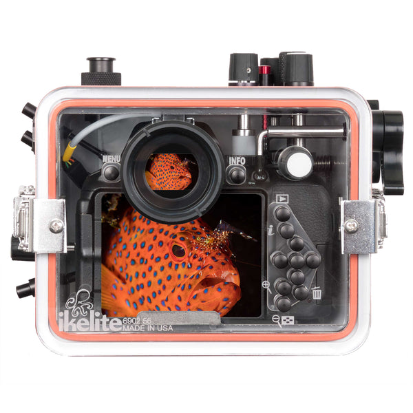 200DLM/C Underwater Housing for Nikon D5500, D5600 DSLR