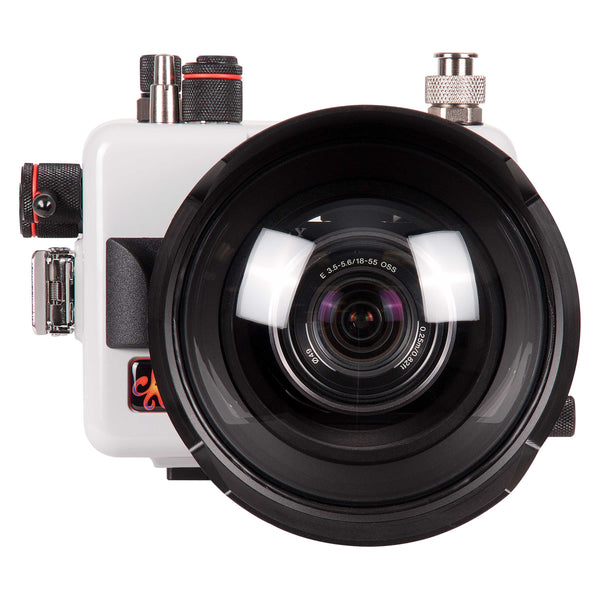 200DLM/A Underwater TTL Housing for Sony Alpha A6000 Mirrorless Camera