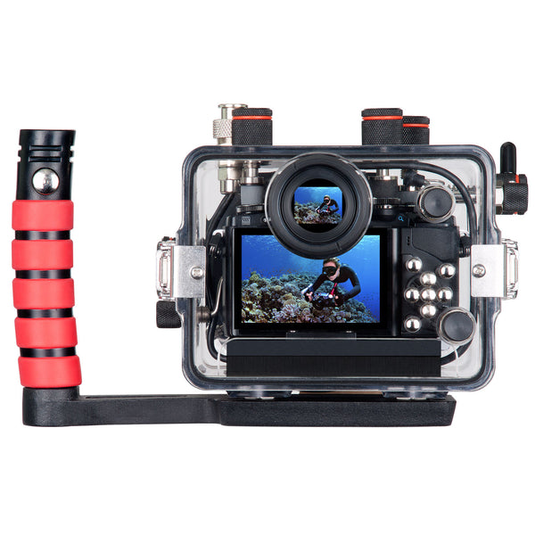 200DLM/A Underwater TTL Housing for Olympus OM-D E-M10 Mirrorless Micro Four Thirds Camera