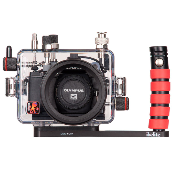 200DLM/A Underwater TTL Housing for Olympus OM-D E-M5 Mirrorless Micro Four-Thirds Cameras