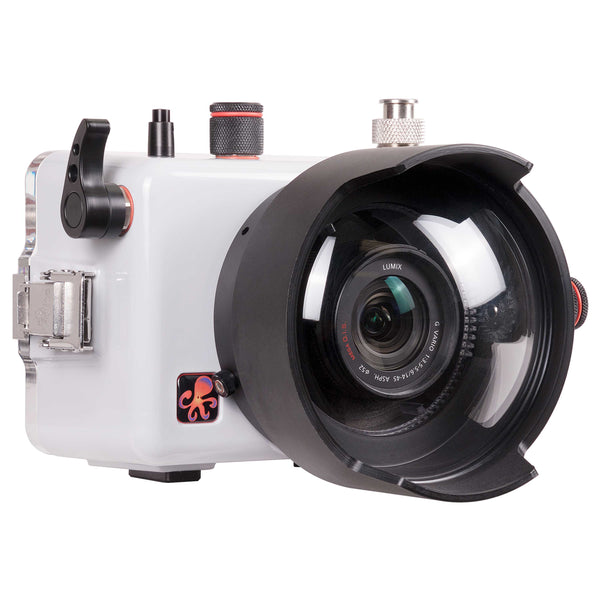 200DLM/A Underwater Housing for Olympus PEN E-PL8 Mirrorless Micro Four-Thirds Digital Camera