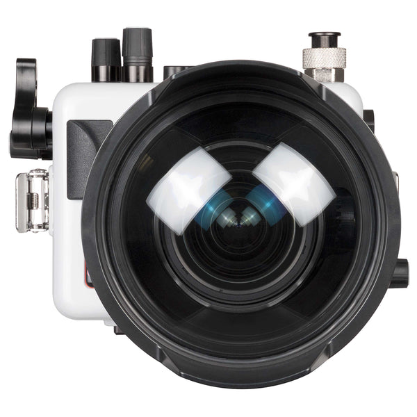 200DLM/B Underwater TTL Housing for Panasonic Lumix GX9 Mirrorless Micro Four-Thirds Cameras