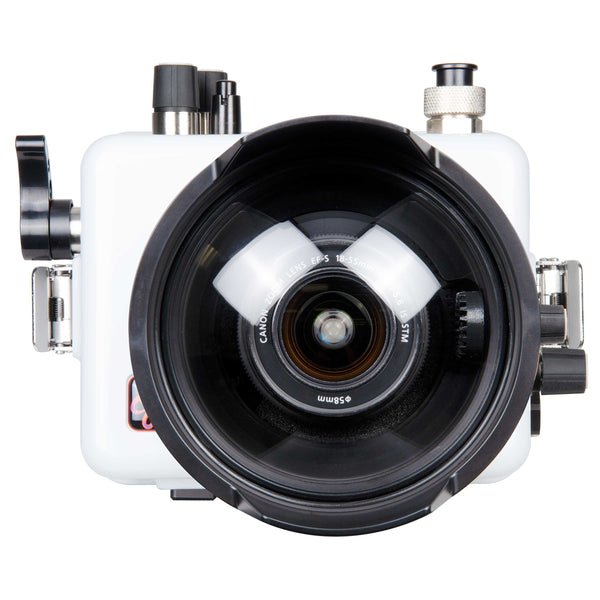 200DLM/C Underwater TTL Housing for Canon EOS 100D Rebel SL1 DSLR Cameras