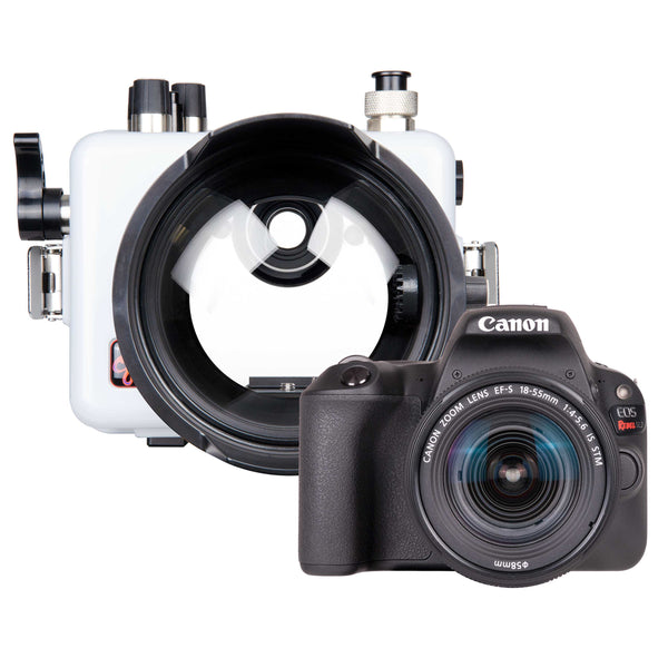 200DLM/C Underwater Housing and Canon Rebel SL2 Camera Kit