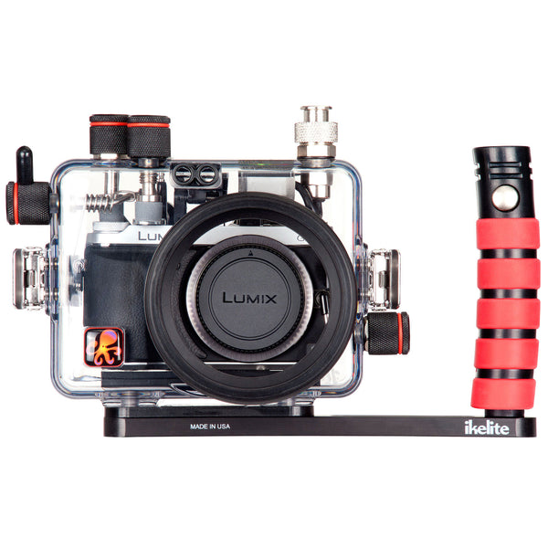 200DLM/A Underwater TTL Housing for Panasonic Lumix GX7 Mirrorless Micro Four Thirds Cameras