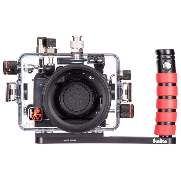 200DLM/A Underwater TTL Housing for Canon EOS M3 Mirrorless Cameras