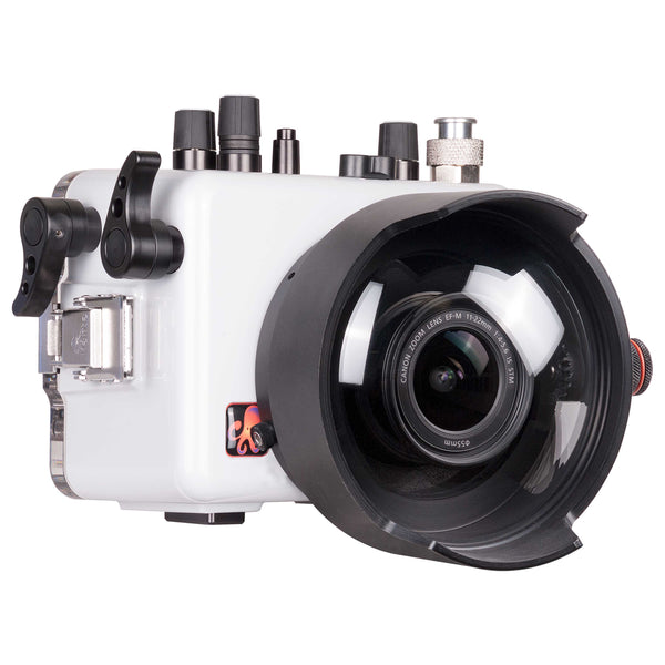 200DLM/A Underwater Housing for Canon EOS M5 Mirrorless Digital Camera