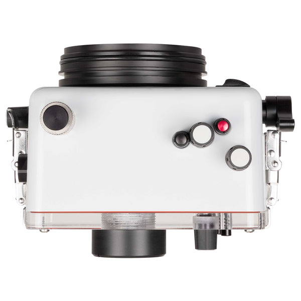 200DLM/A Underwater TTL Housing for Canon EOS M50, Kiss M Mirrorless Digital Cameras