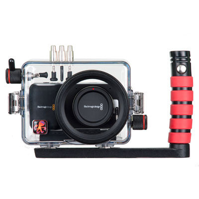 Underwater Housing for BlackMagic Pocket Cinema