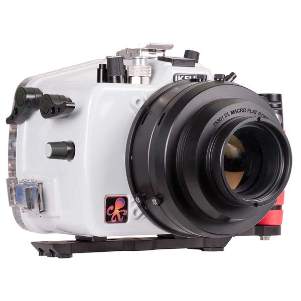 200DL Underwater Housing for Nikon D7100 D7200 DSLR Cameras