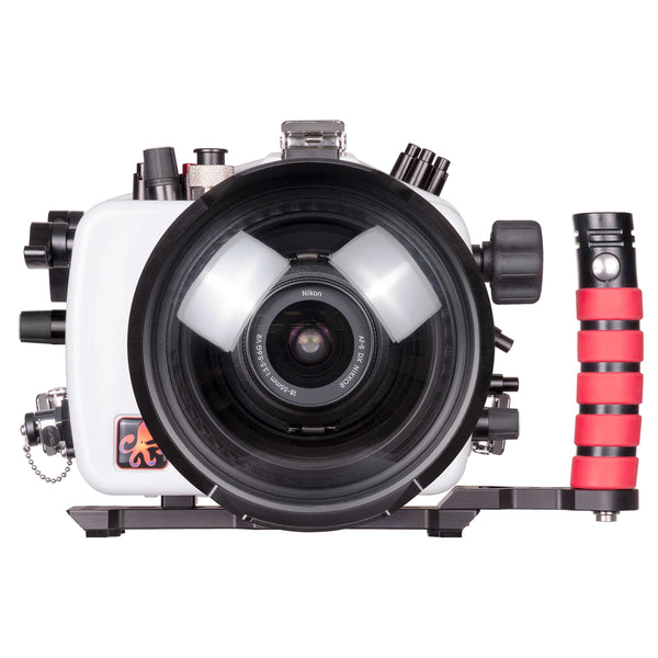 200DL Underwater Housing for Nikon D800, D800E DSLR Cameras