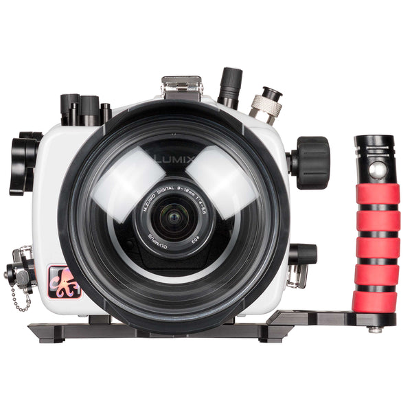 200DL Underwater Housing for Panasonic Lumix DC-G9 Micro Four-Thirds Mirrorless Cameras