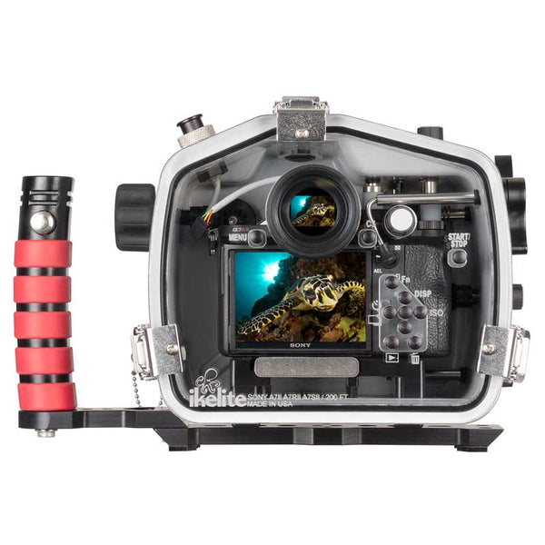 200DL Underwater Housing for Sony Alpha A7 II, A7R II, A7S II Mirrorless Cameras