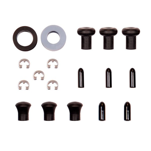 Control and Push Button Tip Assortment for DSLR Housings