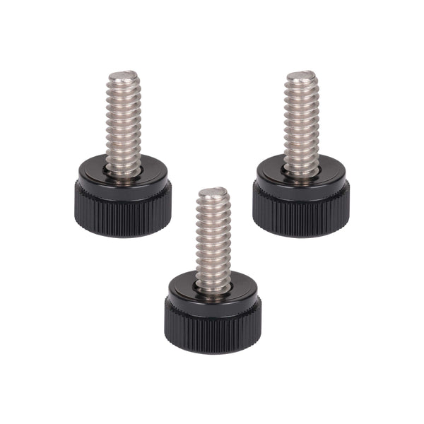 DL Lens Port Securing Thumb Screws (Set of 3)