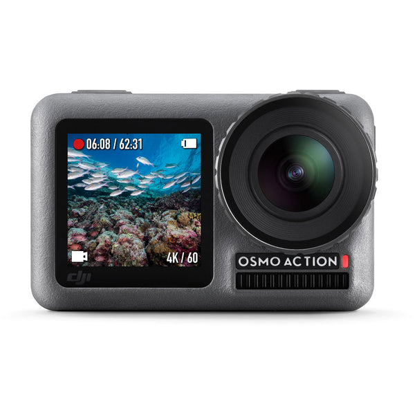 Underwater Housing for DJI Osmo Action 4K Camera