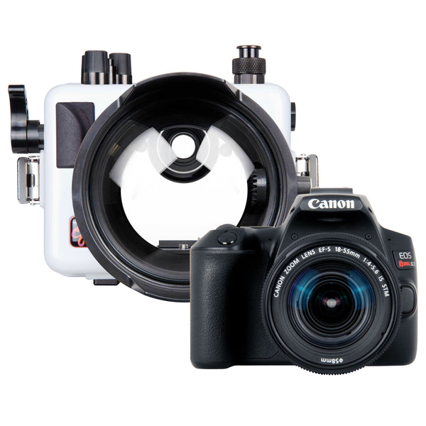 Ikelite Underwater Housing and Canon Rebel SL3 Camera Kit