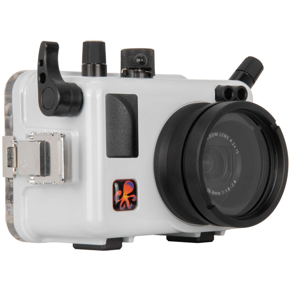 Underwater Housing for Canon PowerShot G7X Mark III Digital Cameras