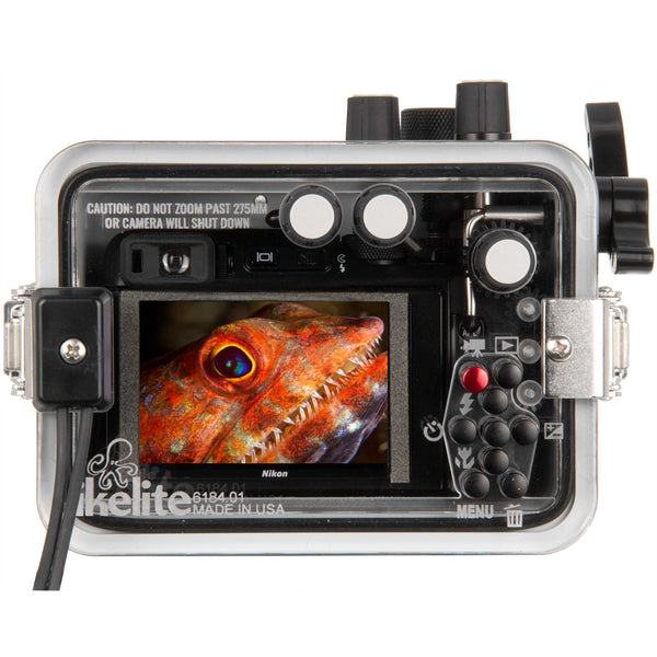 Ikelite Underwater Housing for Nikon COOLPIX A1000 Digital Cameras