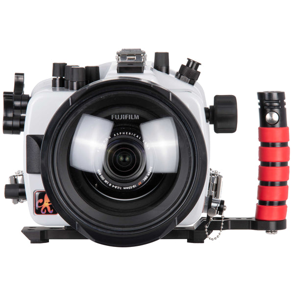 200DL Underwater Housing for Fujifilm X-T3 Mirrorless Digital Camera