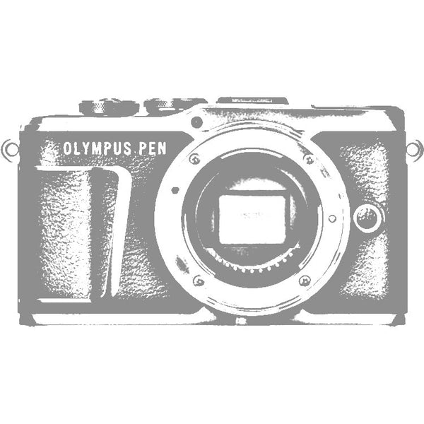 Underwater Housing for Olympus PEN E-PL9 Micro Four-Thirds Digital Cameras