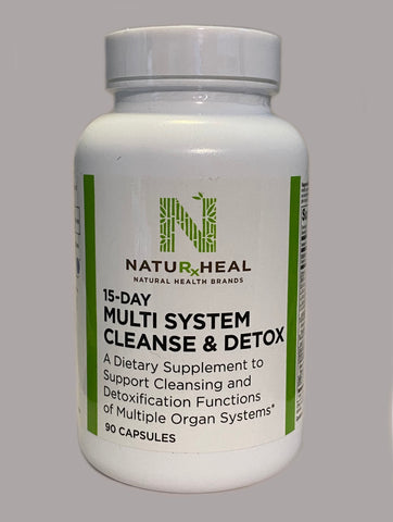 15-Day Multi System Cleanse & Detox 90 caps