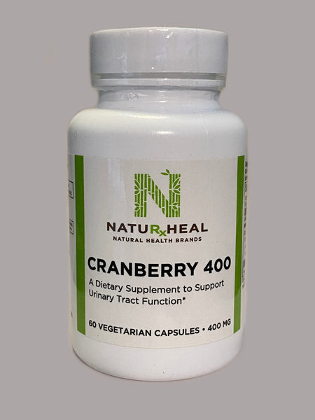 Cranberry 400  (60) vegetarian caps 400 mg