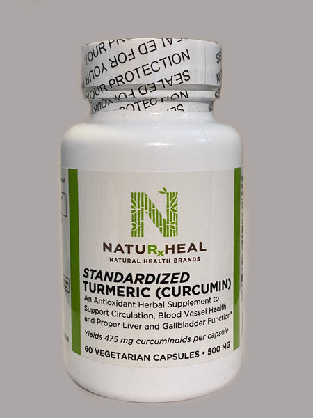 Standardized Turmeric (Curcumin)