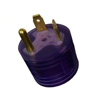 RV TT-30 30a Male x 15a Female Adapter