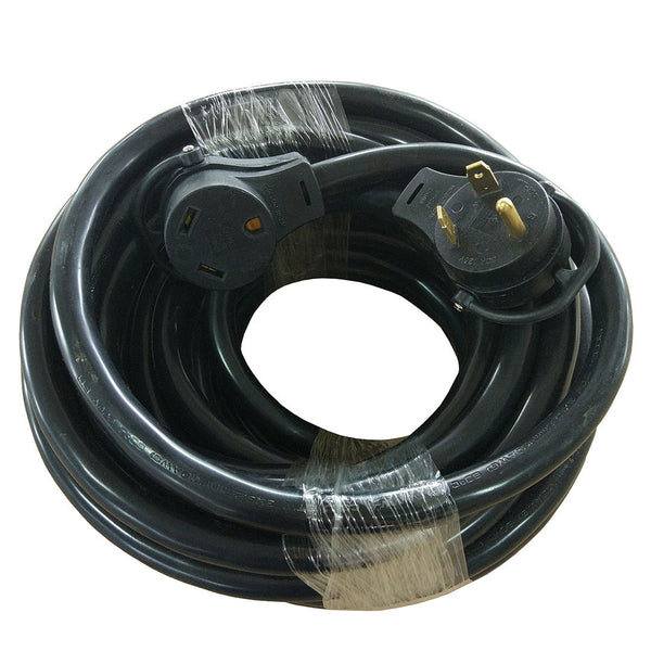 RV TT-30, 125v 30 amp x 25' Extension Cord