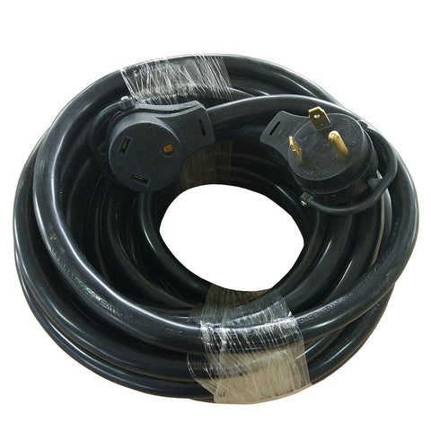 RV TT-30, 125v 30 amp x 50' Extension Cord