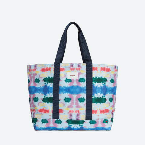 State- Graham XL Tote- Tie Dye