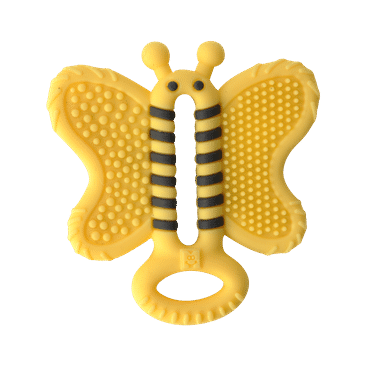 Tooth Brush Teether - Bee